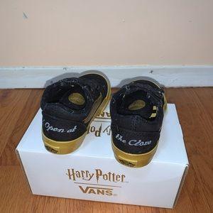 Toddler Harry Potter Vans